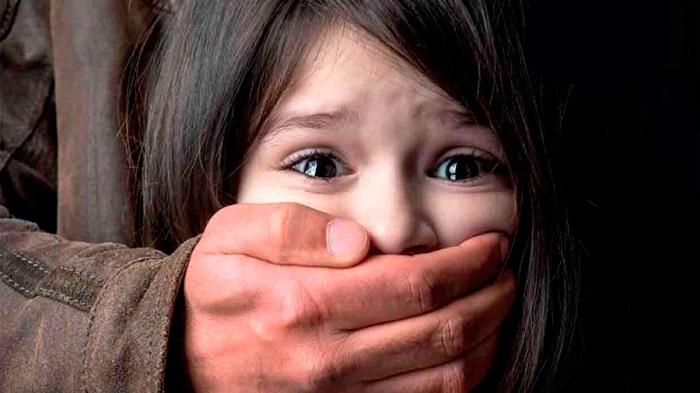 торговля детьми